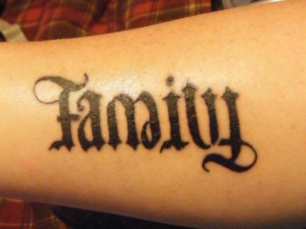 36 Meaningful Ambigram Tattoos Ideas And Designs