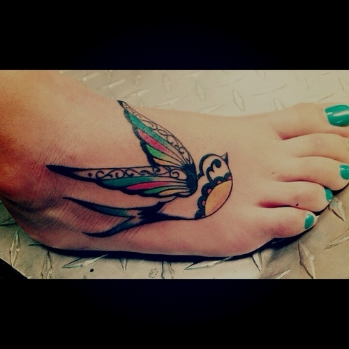 100 Awesome Feet Tattoos Ideas And Designs
