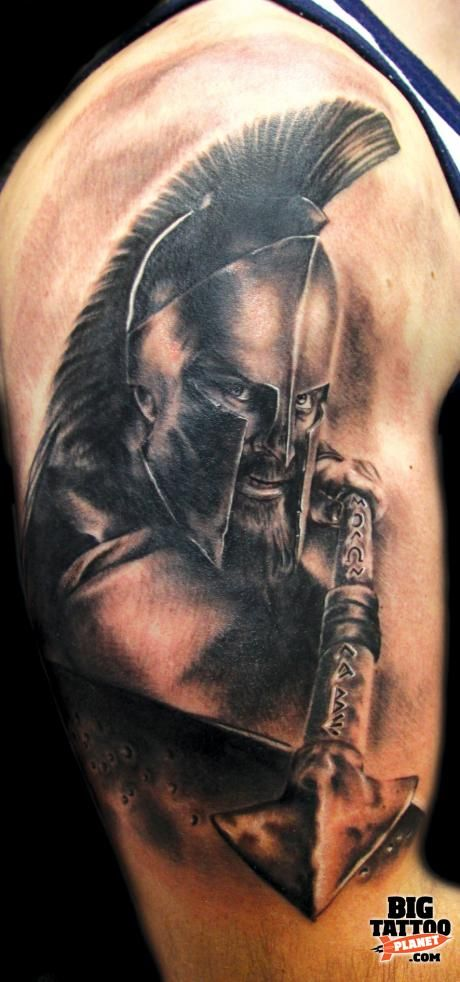 60 Incredible Spartan Tattoos Ideas And Designs