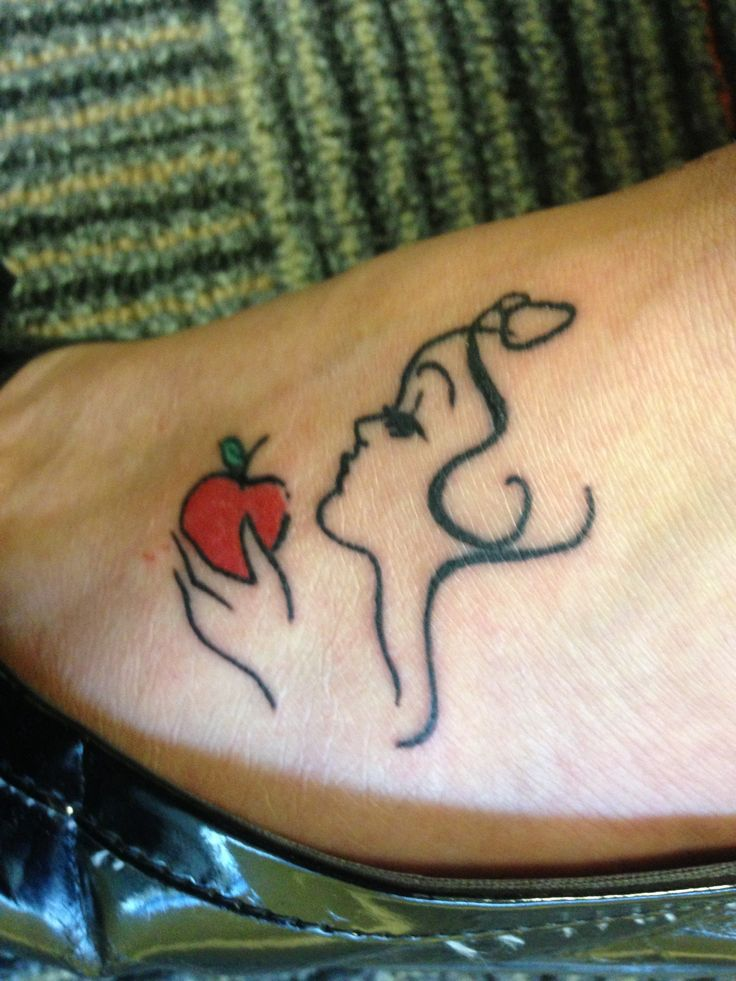 100 Cool Apple Tattoos Ideas And Designs