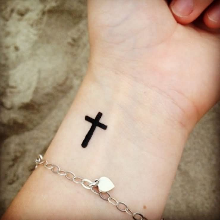 35 Christian Tattoos On Wrist Ideas And Designs