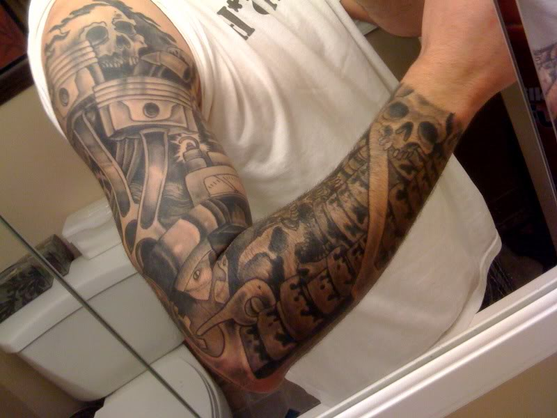 20 Amazing Car Themed Tattoos Ideas And Designs