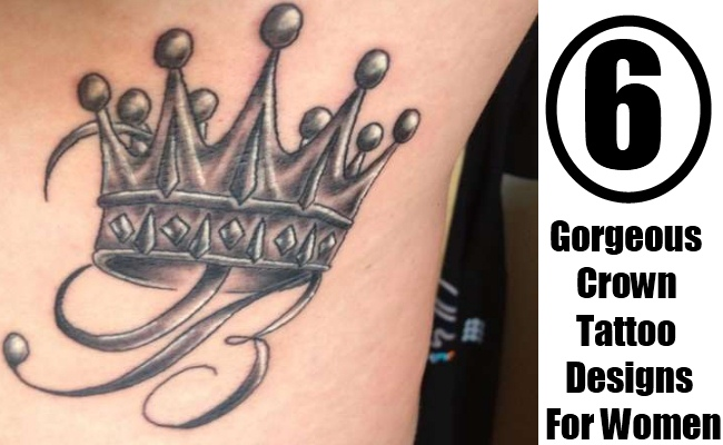 38 Fantastic King Crown Tattoos Ideas And Designs
