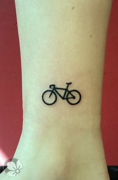 32 Awesome Bicycle Tattoos Ideas And Designs