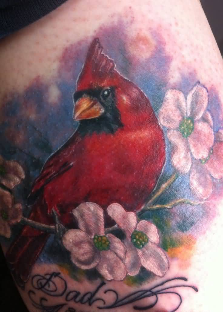 43 Wonderful Cardinal Tattoos Ideas And Designs