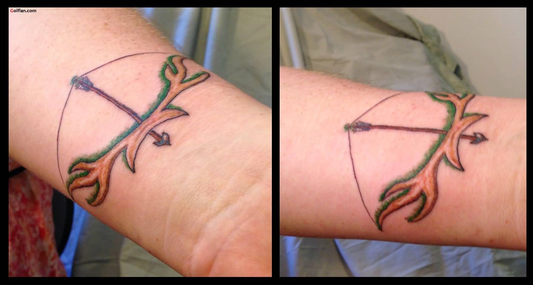 92 Famous Arrow Tattoos On Wrist Ideas And Designs