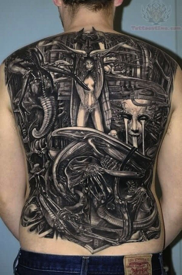 67 Incredible Mechanical Tattoos Ideas And Designs