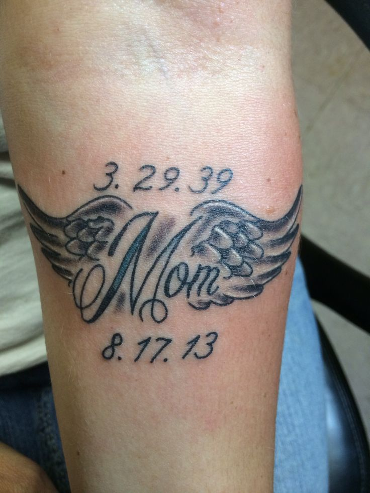 50 Remembrance Tattoos For Mom Ideas And Designs