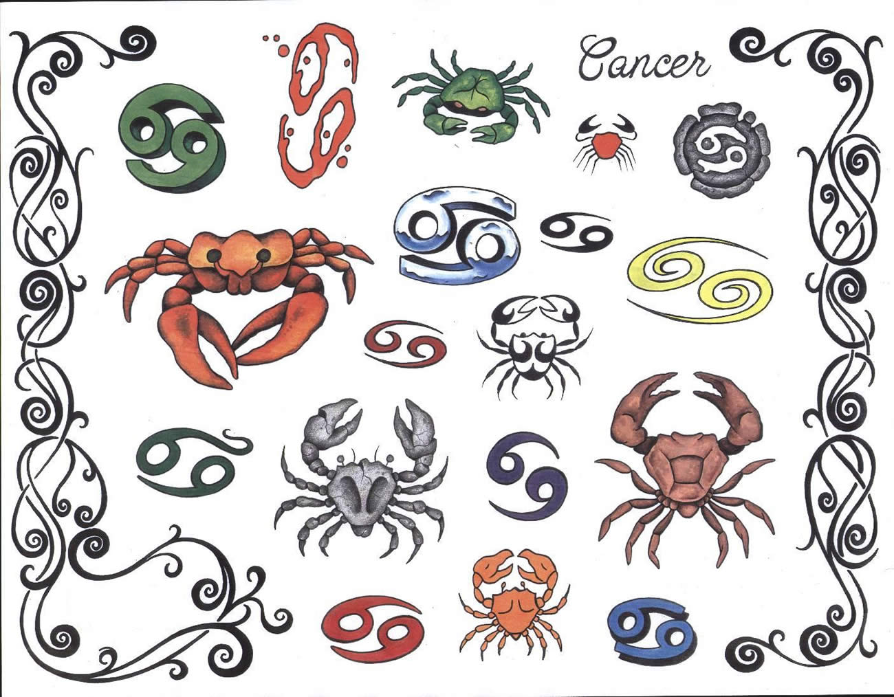 45 Latest Zodiac Tattoos Designs And Ideas Ideas And Designs