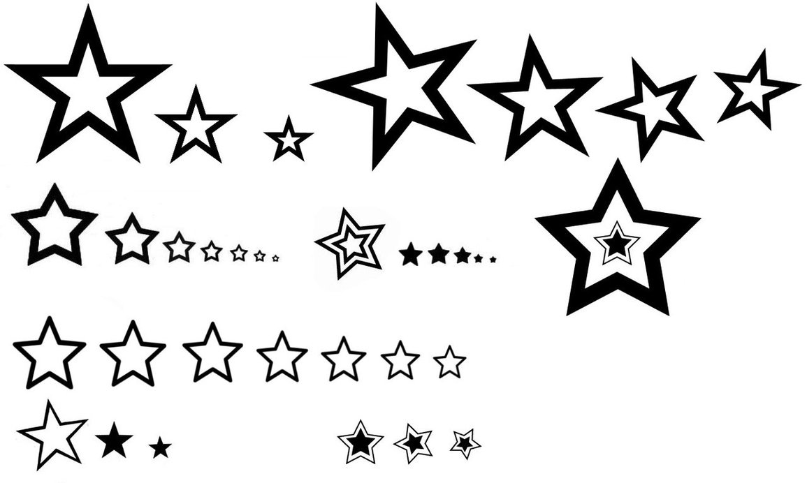 Small Star Tattoos Designs And Ideas Ideas And Designs