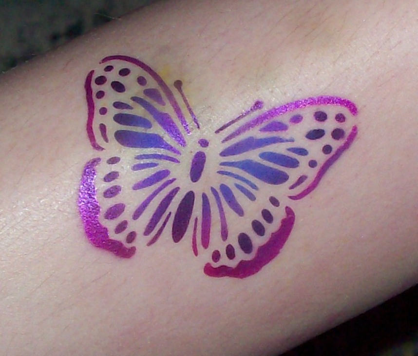 40 Best Airbrush Tattoos Design Ideas And Designs