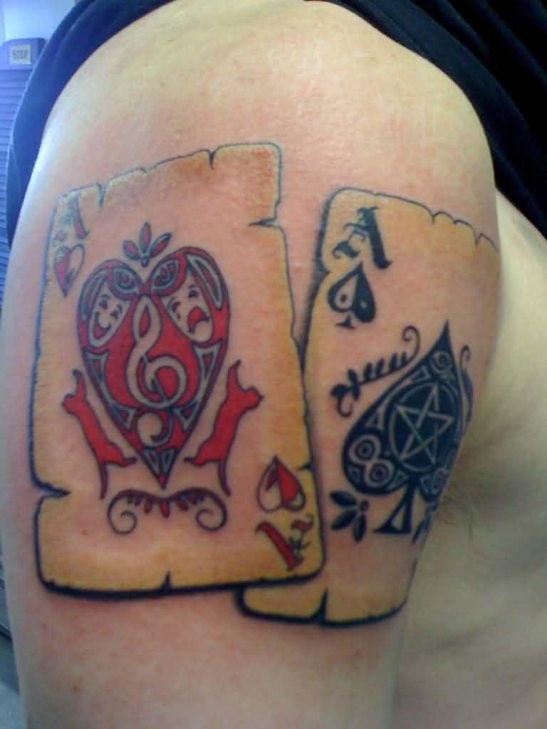 41 Best Ace Tattoo Design Ideas Ideas And Designs