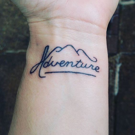 16 Best Couple Travel Tattoo Ideas Designs Ideas And Designs