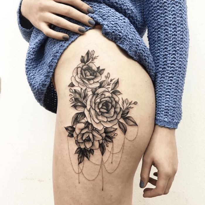 13 Tattoo Artists Share Some Of The Beautiful Flower Ideas And Designs