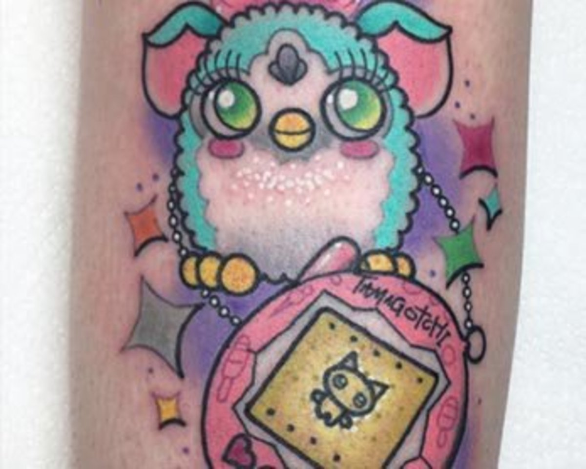 Tattoos For Nostalgic 90 S Kids Tattoo Ideas Artists Ideas And Designs