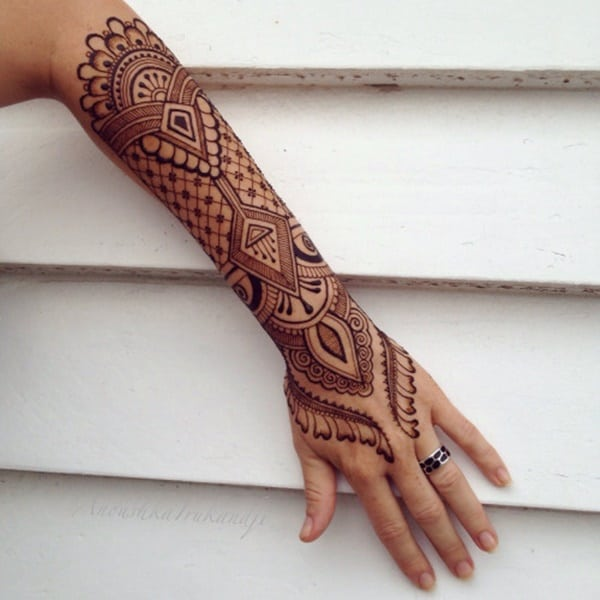 175 Beautiful Henna Tattoo Ideas For Girls To Try At Ideas And Designs