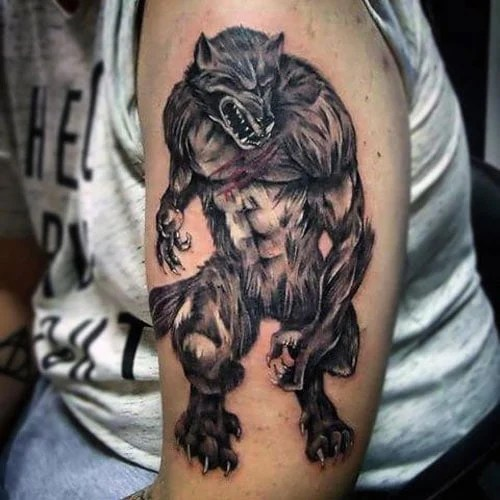 101 Best Wolf Tattoos For Men Cool Designs Ideas 2019 Ideas And Designs