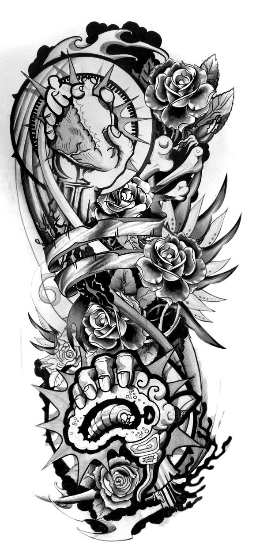 Dibujos De Tatuajes Aztecas