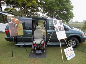Donated to N.C. Marine by Pearce Family. 2012 at Tidewater Fold of Honor Fundraiser