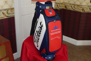 2015 Folds of Honor limited edition golf bag
