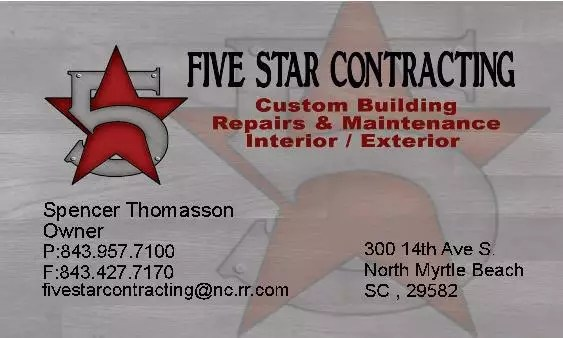 five star contracting