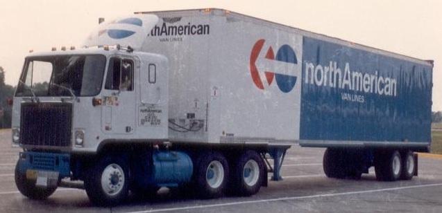 North American Van Lines Owner/Operator Semi Truck Drivers