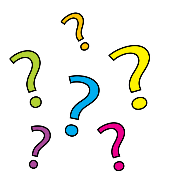 Questions And Question Marks