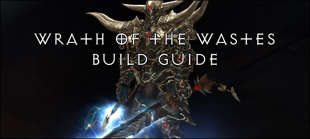 Fresh 70 Barbarian Build