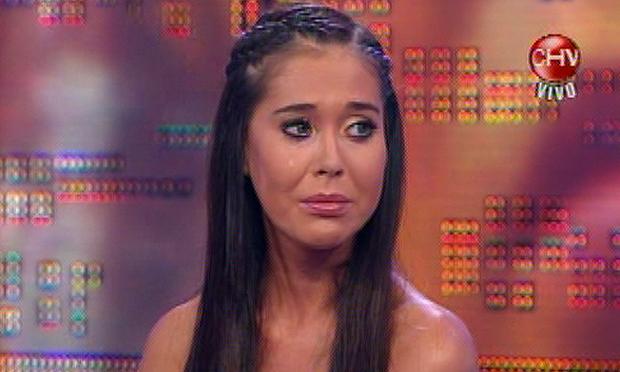 """Valentina Roth llora la muerte de """"Jadiel"""" - TeCache.cl"""