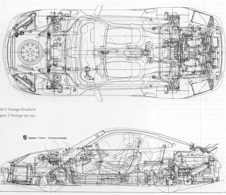 Porsche 911 Engine Diagram Carrera