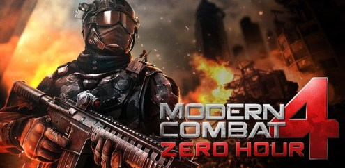 Top 5 Paid Action Games for Android modern combact Action Games for Android