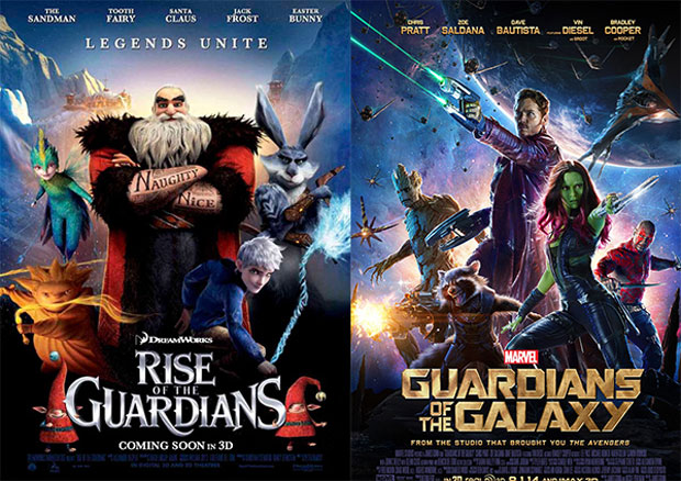 Rise Of The Guardians Showtimes