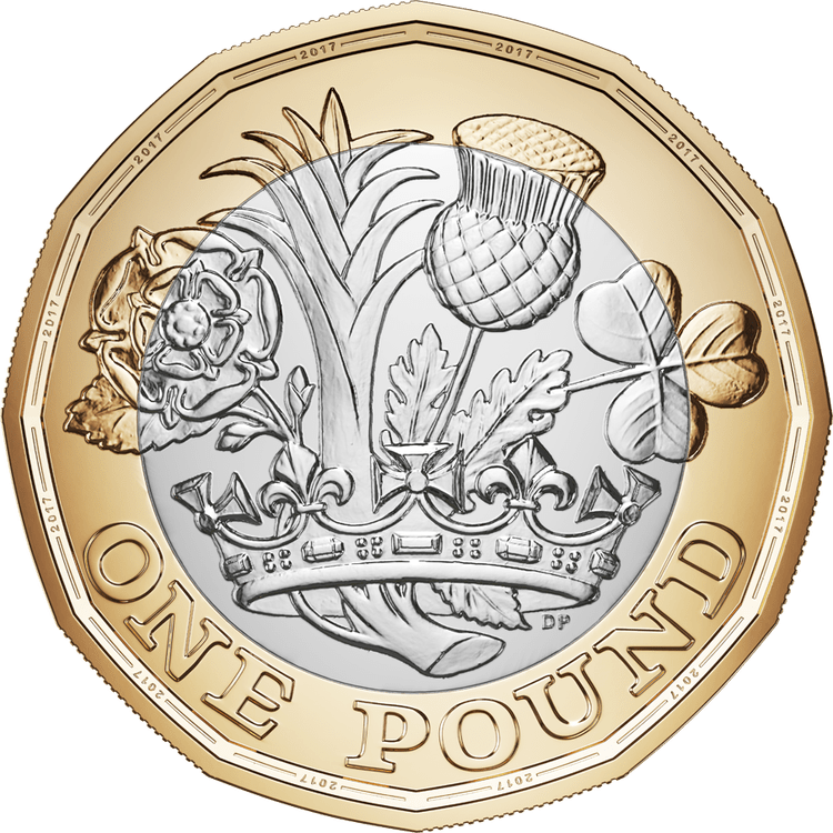 United Kingdom Gets New High Tech 12 Sided 163 1 Coin