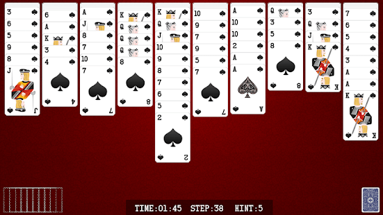 Two Suit Spider Solitaire 247