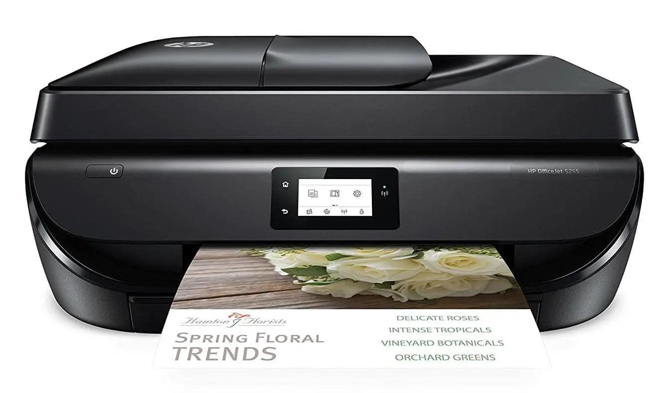 Hp Officejet 5255 Printer Review 2018
