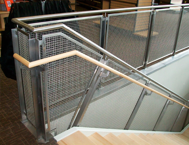 Deck Railing Metal Wire
