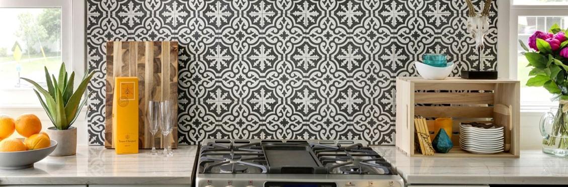 Portugese Tegels Outlet : Achterwand keuken portugese tegels mooihuis mooihuis