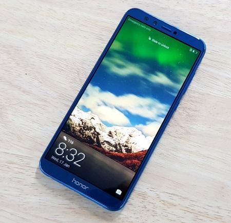 Huawei 9 Lite Display