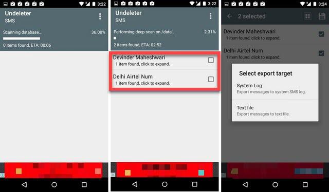 Android-ді қалпына келтіру