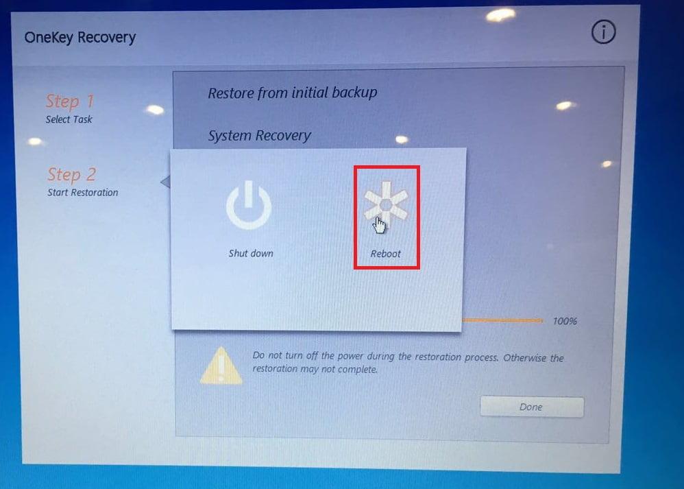 Lenovo Notebook Windows 10 Recovery Nasıl Yapılır?   TeknoDestek