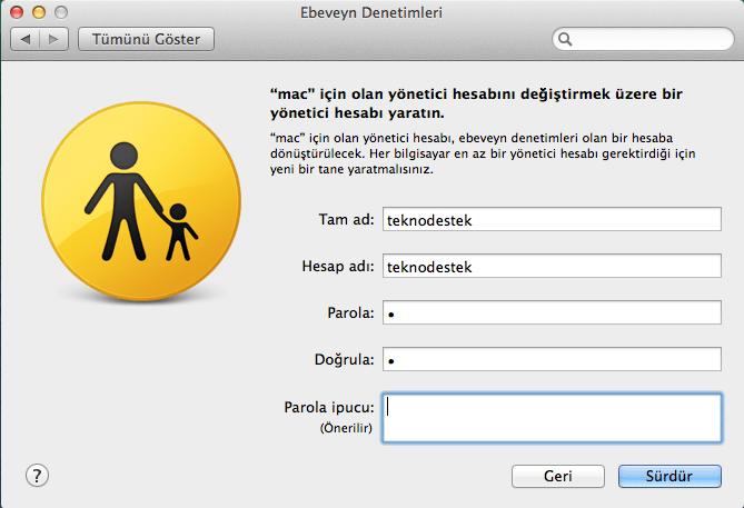 Mac'te Sistem Tercihleri nasıl kullanılır?