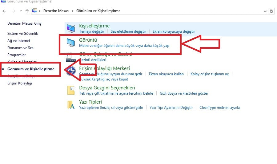 Windows 10'da 'ClearType' Metnini Ayarlama (Resimli ...