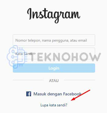 lupa kata sandi ig - Your Account Has Been Temporarily Locked