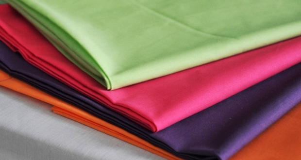 Poplin de tecido de tecido ou completo