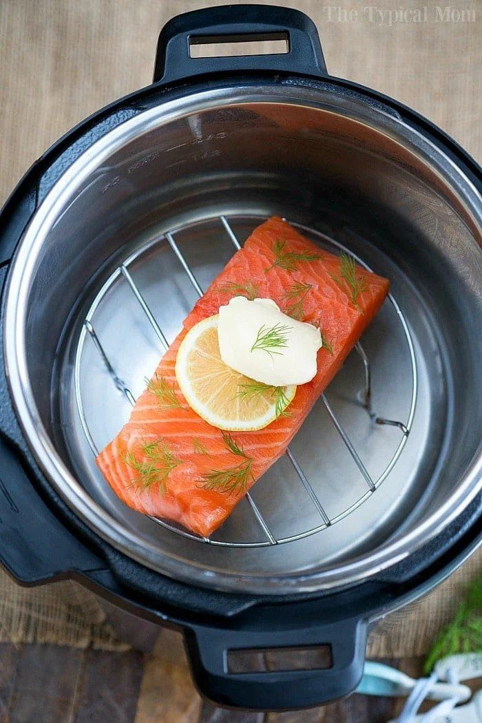 How To Make Instant Pot Fish Instructional Pressure