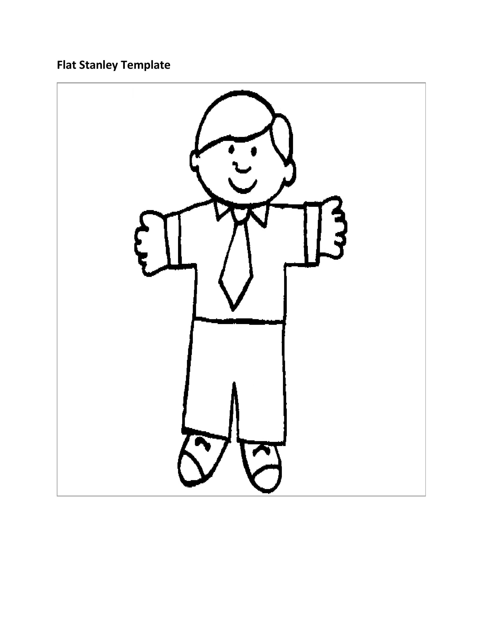 Flat Stanley Letter Examples