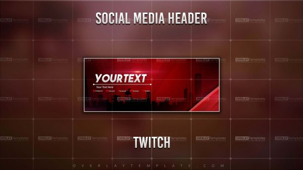 banner,preview,twitch,redcity,overlaytemplate.com