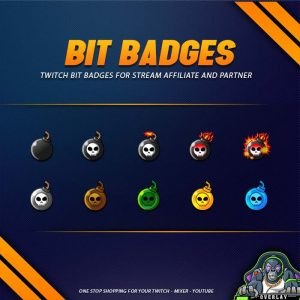 bit badges,preview,bomb,overlaytemplate.com