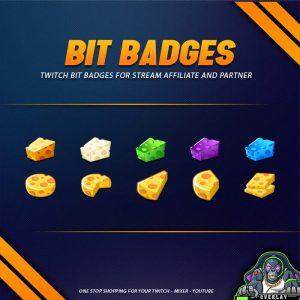 bit badges,preview,cheese,overlaytemplate.com