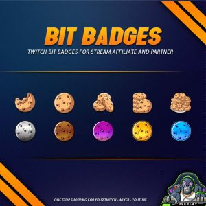 bit badges,preview,cookies,overlaytemplate.com